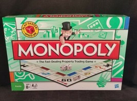 Monopoly Property Trading Board Game Parker Brothers Speed Die Complete ... - $22.76