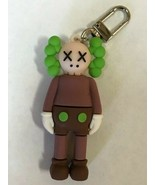 """KAWS Key Chain/Backpack Doll (Brown and Green) 2.75"""" - 7cm tall - $7.91"""