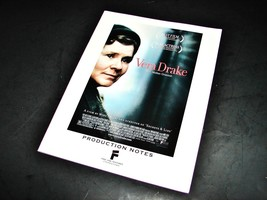2004 VERA DRAKE Movie PRESS KIT PRODUCTION NOTES HANDBOOK Promotional - $9.99