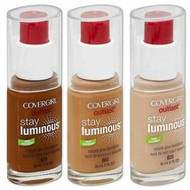 B1 G1 AT 20% OFF (Add2) Covergirl Outlast Stay Luminous Natural Glow Fou... - $5.42+