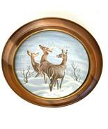 """1975 CHRISTMAS WILDLIFE COLLECTOR PLATE """"WE THREE KINGS"""" ART BY H J MOELLER - $87.12"""