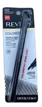 Revlon Colorstay Dramatic Wear Liquid Eye Pen .04 fl oz 002 Blackest Bla... - $8.09