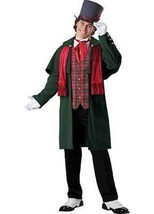 Incharacter Yuletide Gent Scrooge Holiday Christmas Jingle Bell Costume 51010 - $169.99