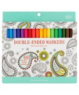 Double-Ended Markers, 60 count - $24.95