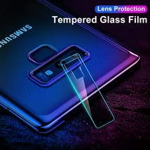 Back Lens Tempered Glass For Samsung Galaxy Note9 8 S8 S9 Plus Camera Le... - $15.79