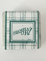 Stampin Up Classic Stampin Spot Forest Foliage Ink Pad 6310-06 Stamping Crafts - $4.00
