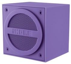 iHome Bluetooth Rechargeable Mini Speaker Cube - Purple iBT16UC - $31.25 CAD