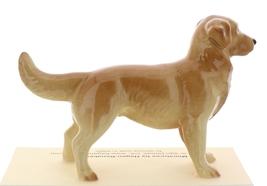 Hagen-Renaker Miniature Ceramic Dog Figurine Golden Retriever Papa image 3