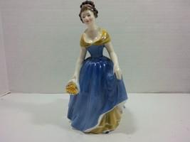 "Royal Doulton Vintage 1964 ""MELANIE"" (HN 2271) Bone China Figurine - $138.59"