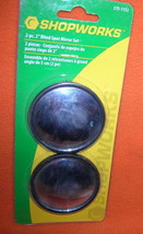"Balkamp Inc/ Shopworks 2"" Blind Spot Mirrors  Set 2 #575-1152  UPC:66476... - $7.69"