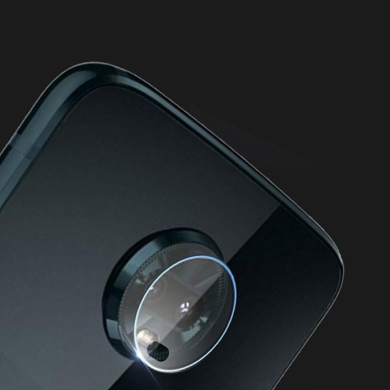 0.2mm 9H 2.5D Rear Camera Lens Tempered Glass Film for Motorola Moto G6