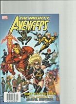 Mighty Avengers Lot of 7 comics featuring Dark Reign and Most wanted files  - $7.91