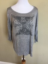 Urban Outfitters Project Social T NWOT T-shirt Graphic Loose T-shirt Gra... - $16.78