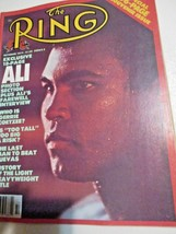 October 1979 THE RING Magazine Boxing Wrestling Muhammad Ali Souvenir Is... - $79.12