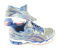 Asics GT-1000 Womens Size 9.5 Blue/Pink  Athletic Running Shoes Sneakers... - $24.99