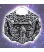 FREE W $99 Haunted CRYSTAL BALL BOX CHARGE & SEE FUTURE 300X MAGICK WITCH  - $0.00