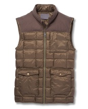 Men's Down Puffer Winter Lightweight Padded Nano Puff Vest - $83.00