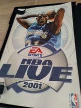 Sony PS2 NBA Live 2001 image 2