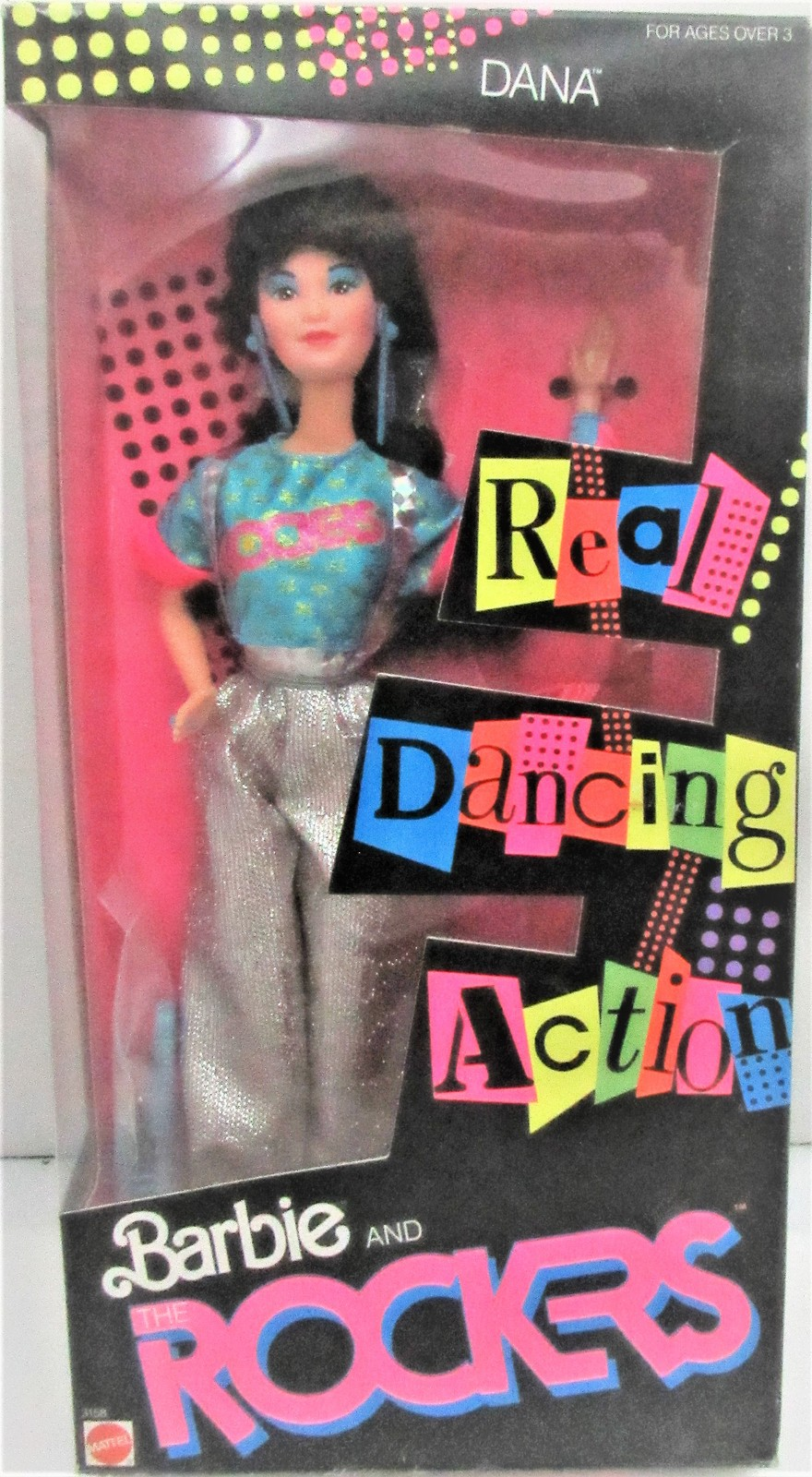 "Primary image for BARBIE AND THE ROCKERS  ""DANA"" DOLL NEW IN PACKAGE"