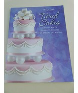 Tiered Cakes Book for Cake Decorating from Wilton 2009 (ideas)  - $11.87