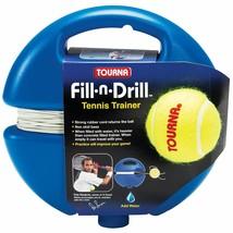Tennis Trainer Hitting Volley Speed Beginners Intermediate Player Portab... - $25.18