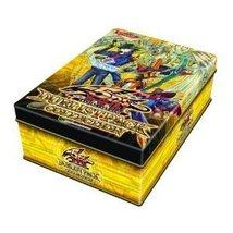 Yugioh 5d's Duelistpack Tin Yusei 2 Gold Tin [Toy] - $26.95