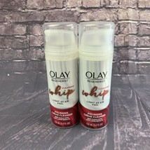 Olay Regenerist Cleansing Whip Facial Polishing Creme Cleanser 5 oz Lot ... - $16.82