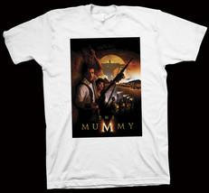 The Mummy T-Shirt Stephen Sommers, Brendan Fraser, Rachel Weisz Hollywood Movie - $14.99+