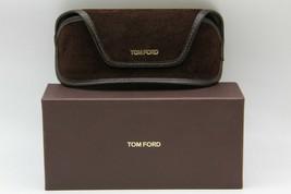 New Tom Ford Sunglasses Eyeglasses Optical Soft Medium Brown Case Case - $12.73