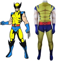 Halloween Wolverine Costume Cosplay For Adults Kids - $55.89