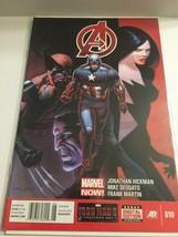 2013 Marvel Avengers 010 Comic Book - $4.95