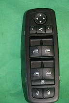 08-09 Grand Caravan Town & Country Drivers Power Window Master Switch Mopar image 1