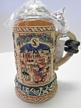 NEW! 2017 HALLMARK Keepsake Elf Festivities Ceramic Christmas German Bee... - $99.99