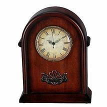 "Antiqued Wooden Clock 8.5""x11"" - 87400 - $49.49"