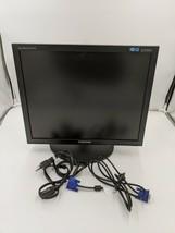 "Dell or Samsung SyncMaster B1940 19"" 1440 x 900 LCD Monitor Computer Desktop - $51.41"