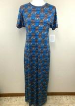 NWT Lularoe XS Red White Blue USA Circle Americana Maria Maxi Dress - $21.99