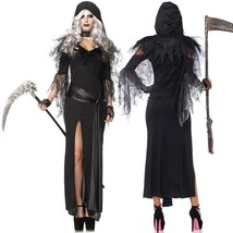 Adult Ghost Bride Vampire Women's Costume image 1