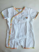 Baby Girl's Boy's Size 3-6 M Months One Piece Baby Gap Toucan Embroidere... - $13.00