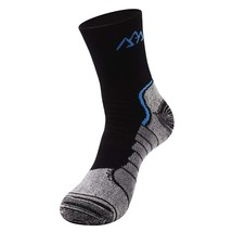 Men's Hiking Socks Thick Warm Trekking Running Outdoor Sport Cotton Crew... - $10.65
