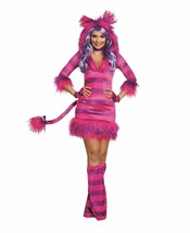 Dreamgirl Storybook Magic Cat Sexy Dress Adult Womens Halloween Costume ... - $45.95