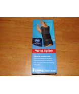 NEW Kroger Wrist Splint Adjustable Reversible New in Box - $3.65