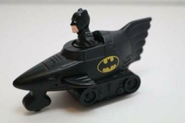 Batman Push & Go Car Batwing 1991 McDonald's Happy Meal Toy Vintage DC Comics - $6.88