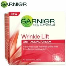 Garnier Skin Naturals Wrinkle Lift Anti-Ageing Cream - 40g (Pack of 1) E213 - $8.20
