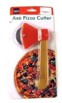 Handy Helpers AXE Pizza Cutter Novelty Kitchen Gadget Sharp Dishwasher Safe - €8,76 EUR