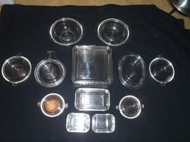 Vintage Clear Pyrex Lot - $140.24