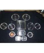 Vintage Clear Pyrex Lot - $140.24