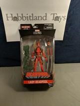 Marvel Legends Lady Deadpool Action Figure  - $23.74