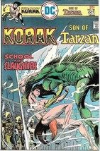 Korak, Son of Tarzan Comic Book #59 DC Comics 1975 FINE+ - $6.66