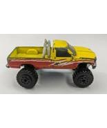 Matchbox Vintage 1993 Chevy K-1500 Pickup Truck Yellow Loose - $7.80