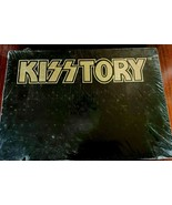 Kiss - Kisstory Book Signed by Paul & Gene, Ace & Peter Limited Edition ... - $1,782.00